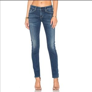 COH Arielle Mid Rise Skinny Jeans Size 25